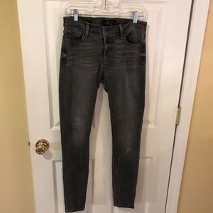 Lucky Brand Brooke Legging Jean gray 4/27